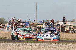 Christian Ledesma, Jet Racing Chevrolet y Facundo Ardusso, Trotta Competicion Dodge