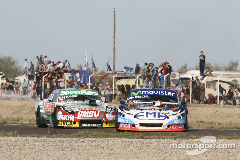 Крістіан Ледесма, Jet Racing Chevrolet та Факундо Ардуссо, Trotta Competicion Dodge