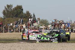 Mauro Giallombardo, Maquin Parts Racing Ford e Juan Pablo Gianini, JPG Racing Ford