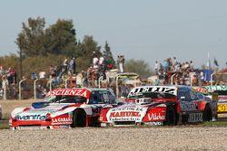 Matias Jalaf, Alifraco Sport, Ford, und Pedro Gentile, JP Racing, Chevrolet
