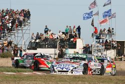 Camilo Echevarria, Coiro Dole Racing Torino en Mariano Altuna, Altuna Competicion Chevrolet en Jose