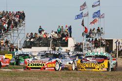 Lionel Ugalde, Ugalde Competicion Ford e Nicolas Bonelli, Bonelli Competicion Ford