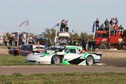 Santiago Mangoni, Laboritto Jrs Torino e Matias Rossi, Donto Racing Chevrolet
