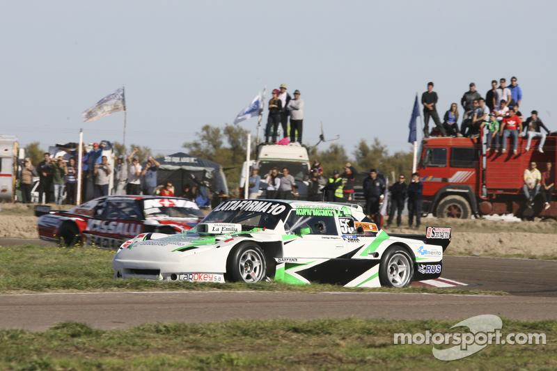 Santiago Mangoni, Laboritto Jrs, Torino, und Matias Rossi, Donto Racing, Chevrolet