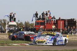 Mauricio Lambiris, Coiro Dole Racing Torino e Pedro Gentile, JP Racing Chevrolet