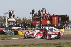 Pedro Gentile, JP Racing Chevrolet e Nicolas Bonelli, Bonelli Competicion Ford