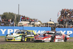 Omar Martinez, Martinez Competicion Ford e Matias Rossi, Donto Racing Chevrolet