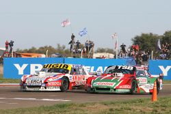 Juan Manuel Silva, Catalan Magni Motorsport, Ford, und Jose Manuel Urcera, JP Racing, Torino