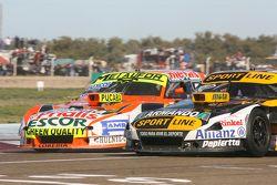 Jonatan Castellano, Castellano Power Team Dodge and Leonel Pernia, Las Toscas Racing Chevrolet