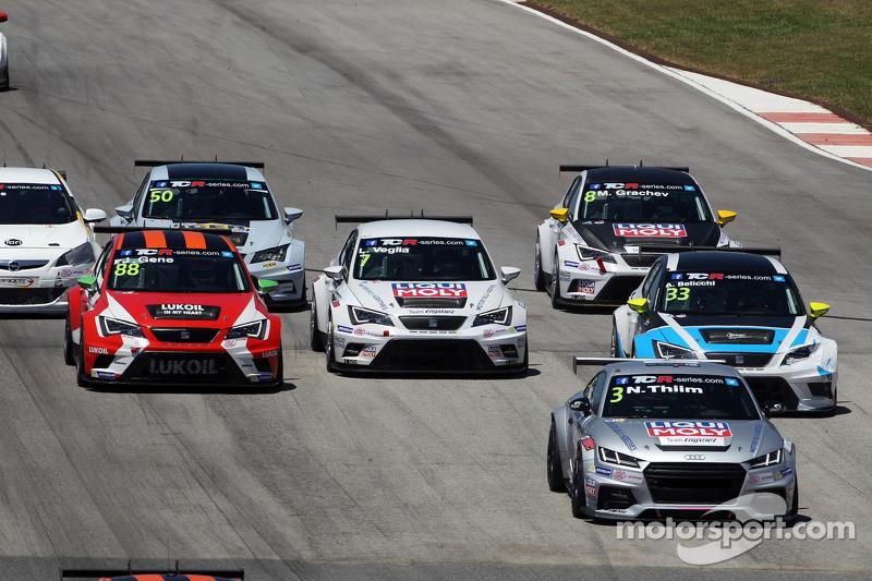Нікі Тіім, Audi TT, Liqui Moly Team Engstler