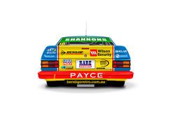 John Bowes Tourenwagen-Masters Holden Torana SL/R 5000