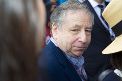 Jean Todt, president of the FIA