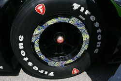 الكشف عن ألوان سيارة تاونسند بيل - جيف جوردون