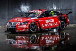Michael Caruso, Nissan Motorsports renk düzeni