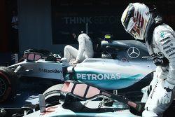 Nico Rosberg, Mercedes AMG F1 Team, Lewis Hamilton, Mercedes AMG F1