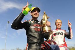 Vincitore Pro Stock Bike Andrew Hines