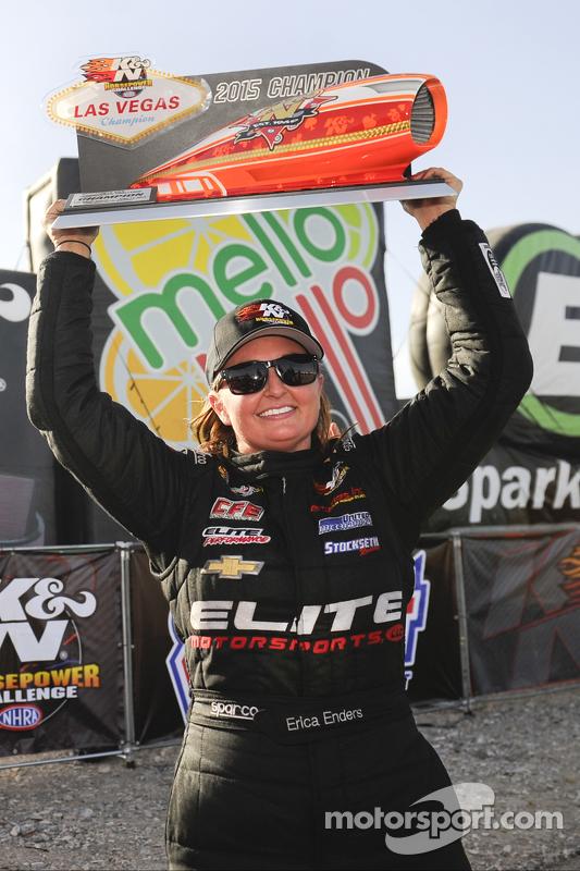 Pro-Stock: 1. Erica Enders-Stevens