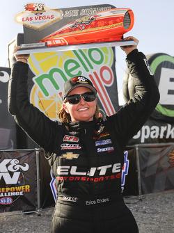 Pro Stock winnaar Erica Enders-Stevens