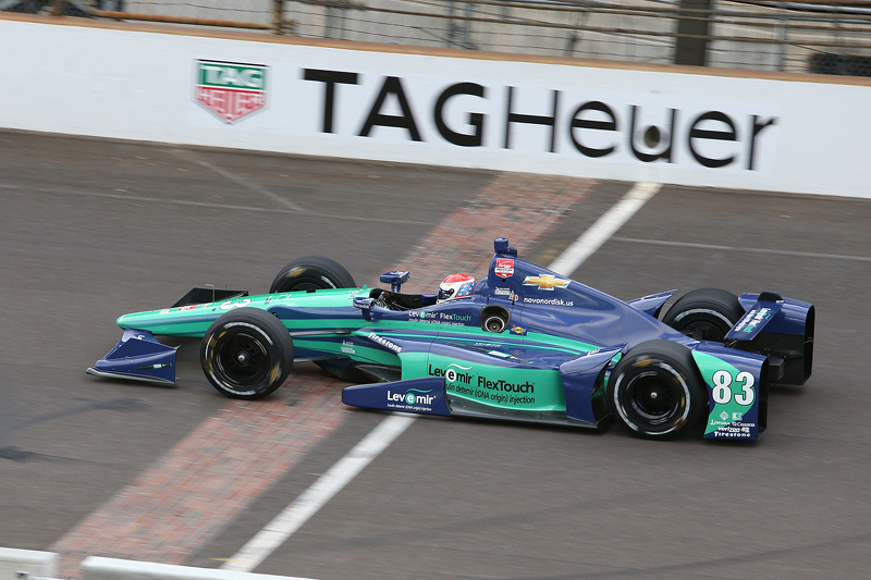 CHARLIE KIMBALL INDYCAR DRIVERS UPDATE