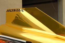 Honda shark fin