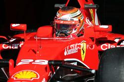 Raffaele Marciello, Ferrari SF15-T Test Driver