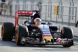 Pierre Gasly, Scuderia Toro Rosso STR10, Testfahrer