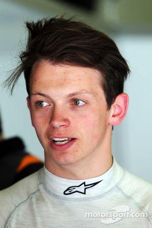 Nick Yelloly, Sahara Force India F1 Piloto de pruebas