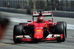 Raffaele Marciello, Ferrari SF15-T Test Pilotu
