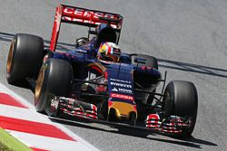 Pierre Gasly, Scuderia Toro Rosso STR10 Test Driver