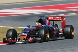 Pierre Gasly, Scuderia Toro Rosso STR10 Piloto de pruebas
