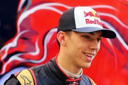 Pierre Gasly, Scuderia Toro Rosso Test Pilotu