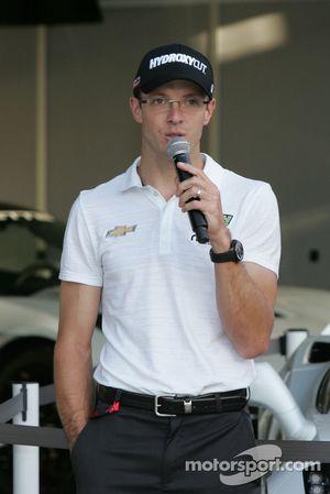 雪佛兰 空中展示: Sebastien Bourdais, KVSH Racing