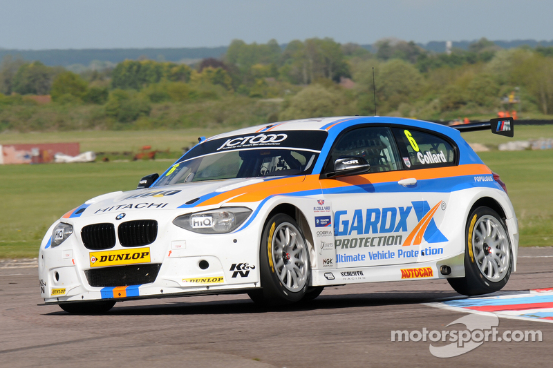 Rob Collard, Team JCT1600 mit Gardx