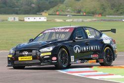 Derek Palmer, 英菲尼迪支持的Paras Racing车队