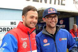 mg 888 Racing duo Jack Goff ve Andrew Jordan