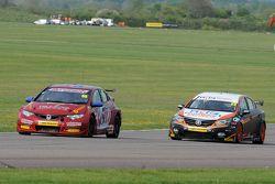 Jeff Smith, Eurotech Racing y Kieran Gallagher, RCIB Insurance Racing