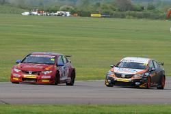 Jeff Smith, Eurotech Racing en Kieran Gallagher, RCIB Insurance Racing