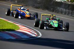 F3 di Australia, azione di gara da Adelaide