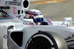 Alex Lynn, Williams FW37