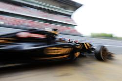 Джолион Палмер, Lotus F1 E23