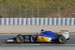 Рафаэле Марчелло, Sauber C34, тест-пилот