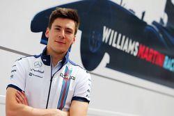 Alex Lynn, Williams Development Driver
