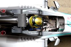 Паскаль Верляйн, Mercedes AMG F1 Team