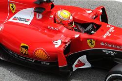 Эстебан Гутьеррес, Scuderia Ferrari