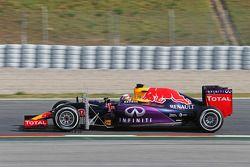 Пьер Гасли, Red Bull Racing RB11