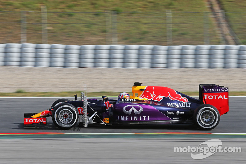 Pierre Gasly, Red Bull Racing RB11 Test Pilotu