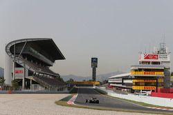 Jolyon Palmer, Lotus F1 E23 Test ve Yedek Pilotu
