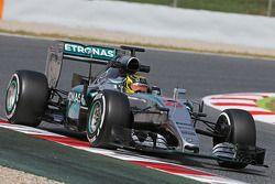 Pascal Wehrlein, Mercedes AMG F1 W06 Yedek Pilotu