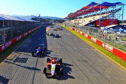Formula 3 di Australia ad Adelaide