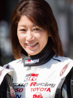 Gazoo Racing fotoshoot: Kumi Sato